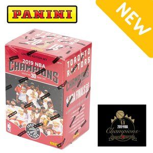 2019 Panini Toronto Raptors Championship Box Set